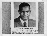 Aaron Henry (MDAH Collection)