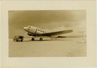 Commercial airliner (MDAH Collection)