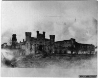 Old state penitentiary (MDAH Collection)