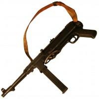 German MP40 Submachine Gun