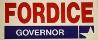 Fordice Campaign Poster