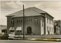 Lincoln County Courthouse in Brookhaven (MDAH Collection)