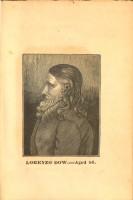Lorenzo Dow (MDAH Collection)
