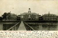 St. Stanislaus College (MDAH Collection)
