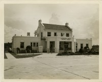 Jackson Airport (MDAH Collection)