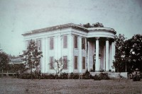 Governor's Mansion, late 19th century (MDAH Collection)