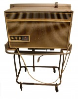 Portable air conditioner (Museum of Mississippi History Collection